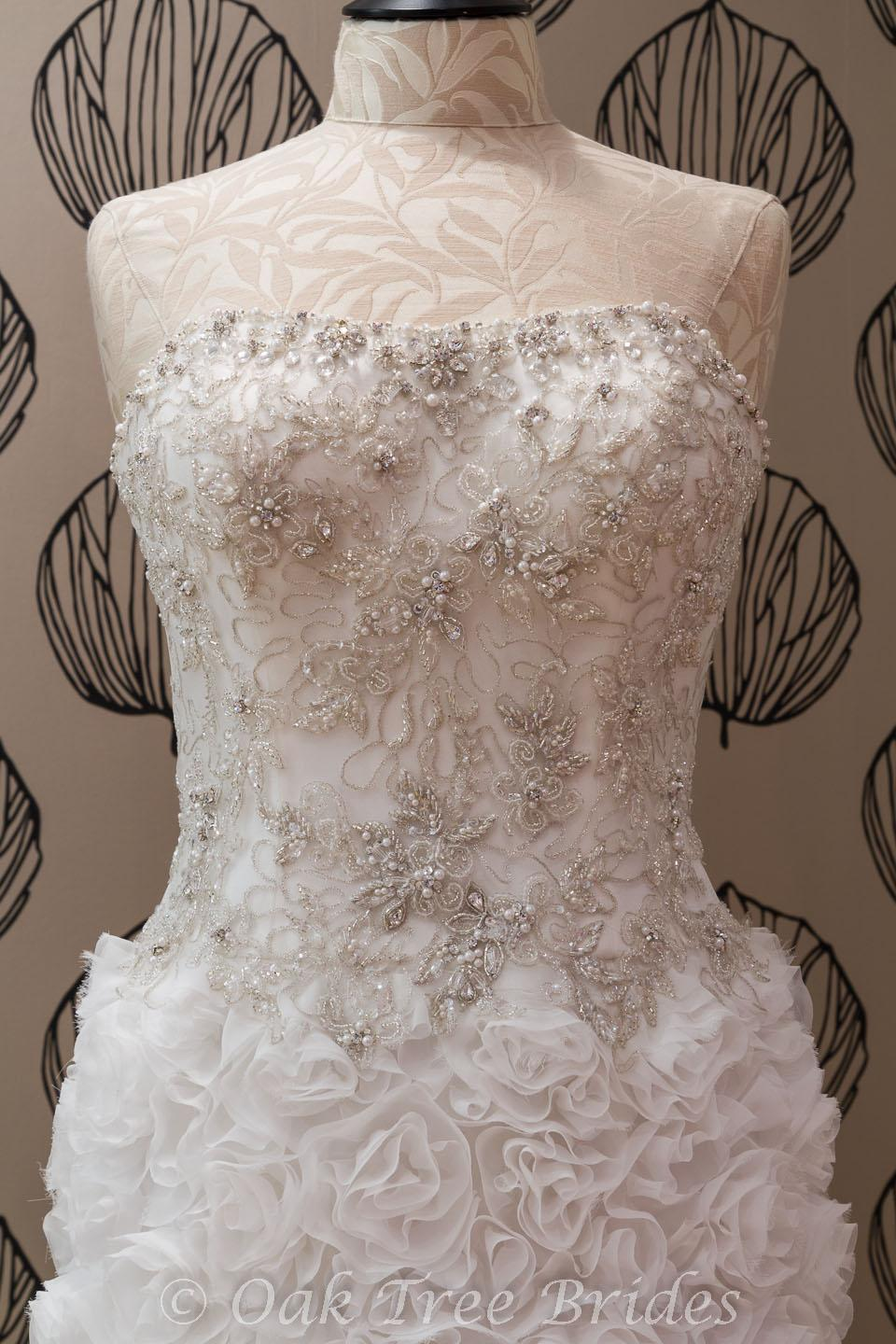 Ronald joyce rj249 designer wedding dress oak tree brides for Ronald joyce wedding dresses prices