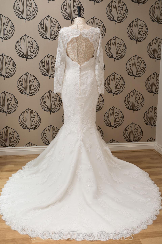 Fishtail Wedding Dresses Second Hand : Wedding dresses new second hand