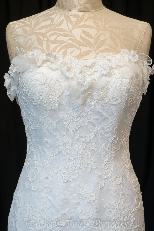 Intuzuri Amazon Designer Wedding Dress