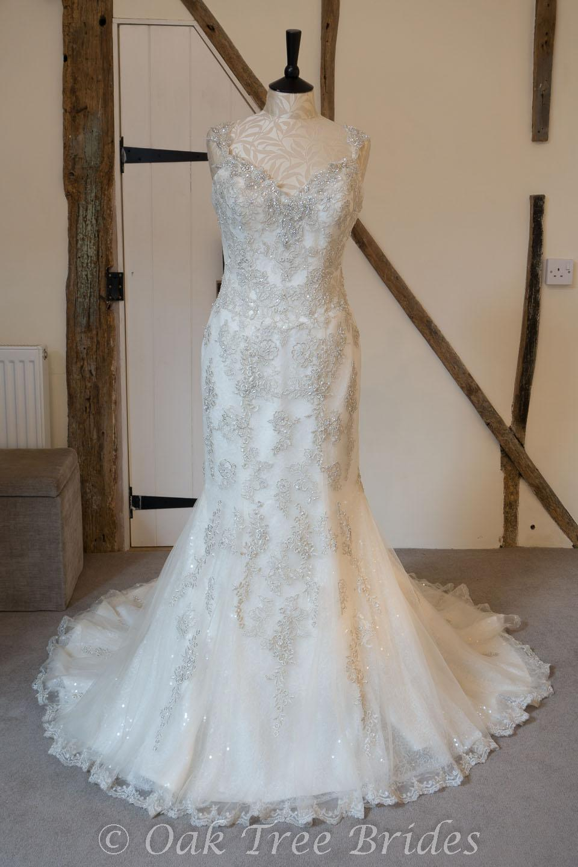 Second hand justin alexander wedding dresses 8465, white dresses for ...