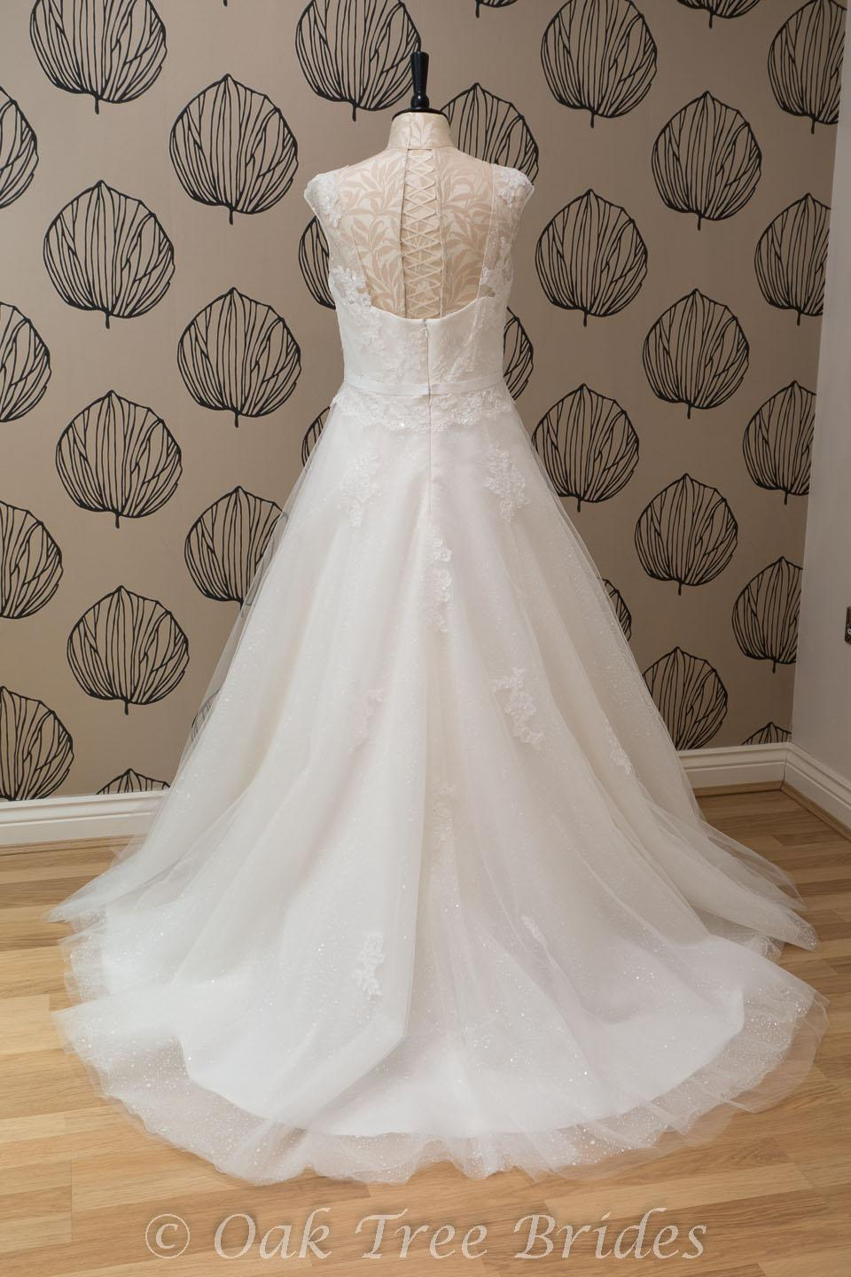 White One Jailyn Designer Wedding Dress