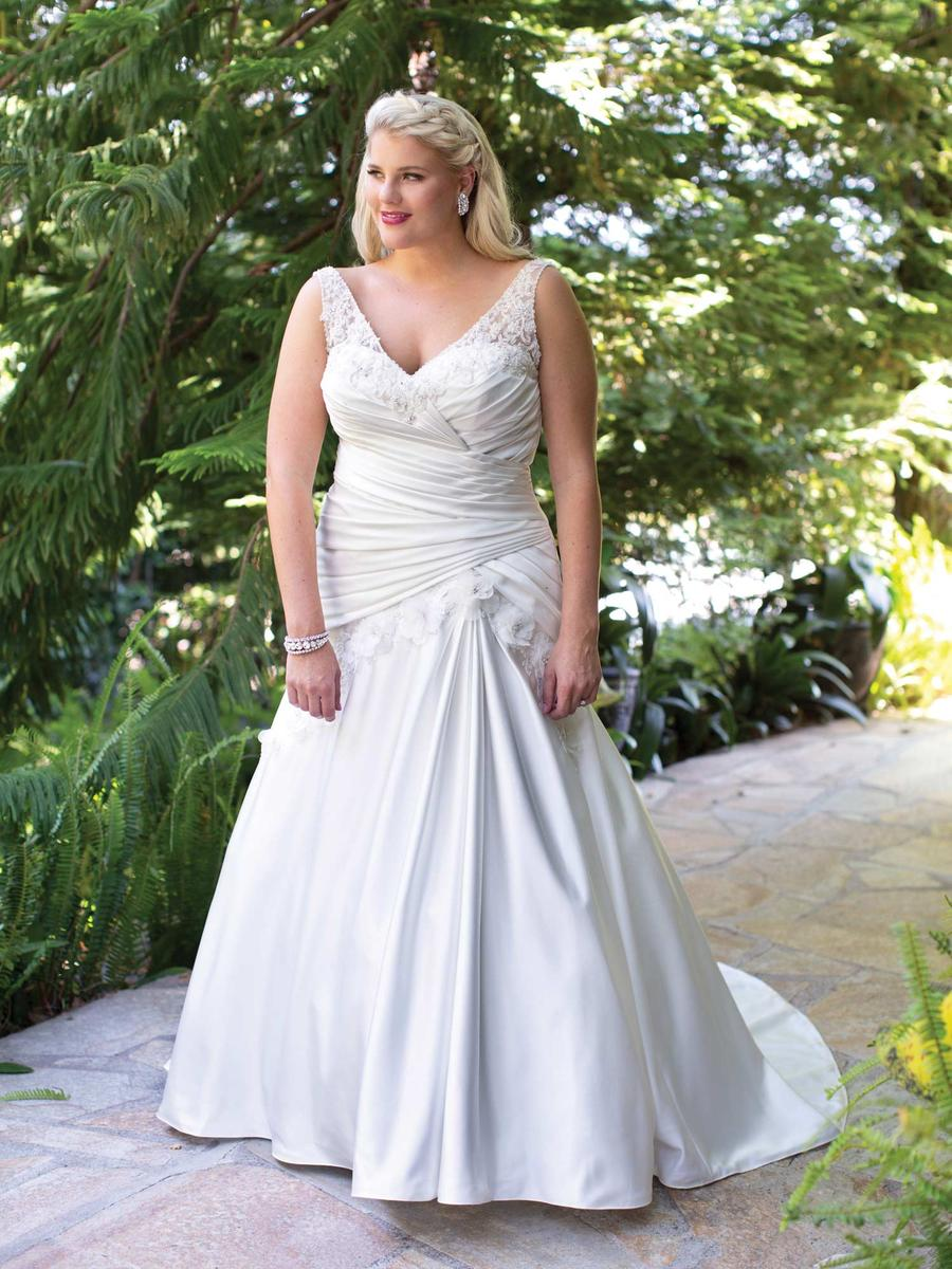 wedding dresses size 20 - Mersn.proforum.co