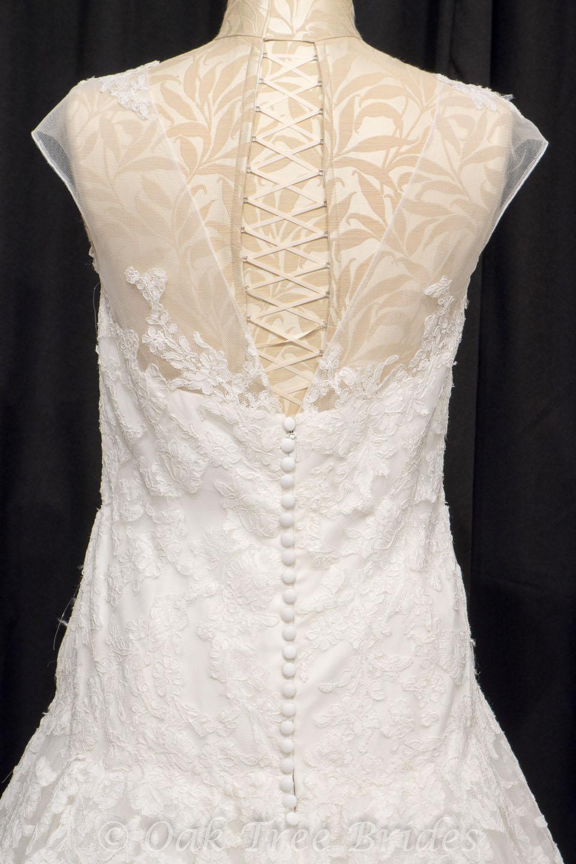 33211e0f29a ... Designer Wedding Dress - san patrick halland close back ...