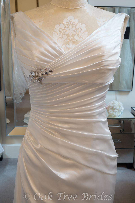 419231bba4c02 ... Designer Wedding Dress - maggie sottero rita full back ...